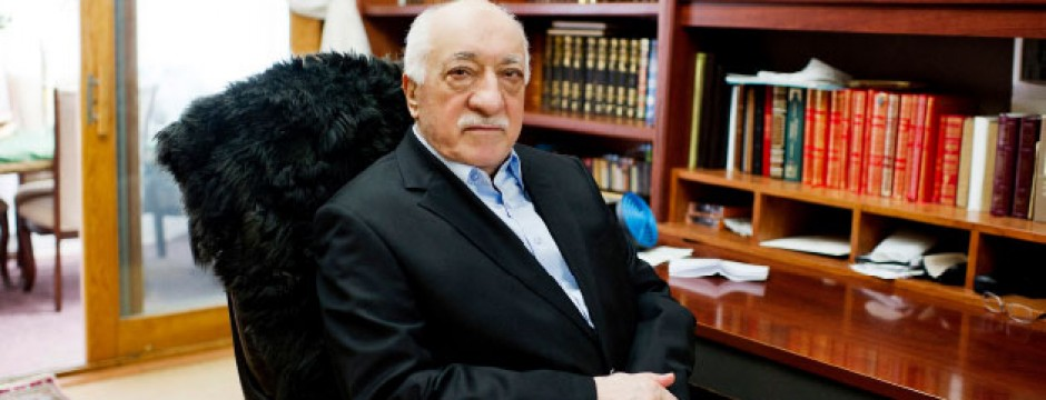 Fethullah Gulen over Erdogan en Turkije